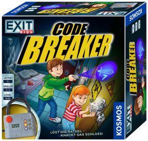 Kosmos 697921 - Code Breaker, Löst die Rätsel knackt das Schloss