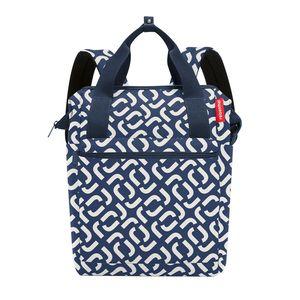reisenthel allrounder R 12 Liter rucksack daypack – signature navy Polyester - Signature Navy