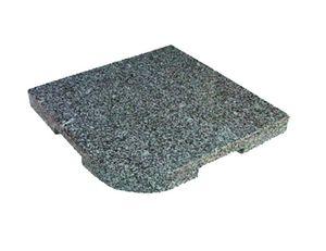 DELSCHEN Granitplatte 25 kg grau