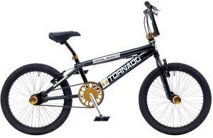 Bike Fun Freestyle Tornado 20 Zoll 55 cm Unisex Felgenbremse Schwarz