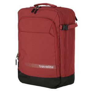Travelite Kick Off Rucksack 50 cm red