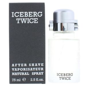 Iceberg Twice Pour Homme Aftershave Lotion 75ml
