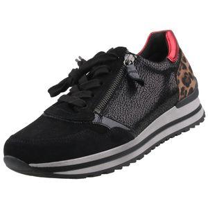 GABOR Comfort Damen Sneaker Schwarz, Schuhgröße:EUR 37.5
