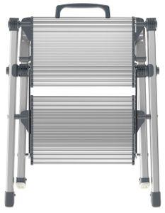 Hailo MK80 ComfortLine, Komfort-Klapptritt aus Aluminium