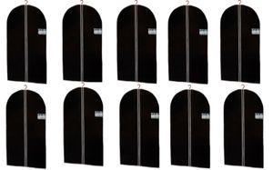 Kleiderhüllen 60x150 cm - XL - 10 Stück (5x 2er Set)