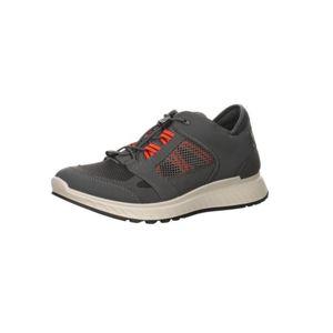 ECCO Herren Sneaker Sneaker Low Textil grau 46
