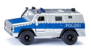 Siku Rheinmetall MAN Survivor R Polizei 1:50