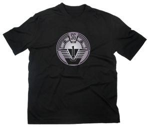 Styletex23 T-Shirt SG1 Logo, schwarz, XXL