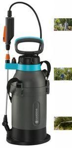 Gardena drucksprüher Plus 5 Liter schwarz
