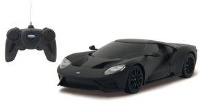 Ford GT 1:24 schwarz matt 27MHz