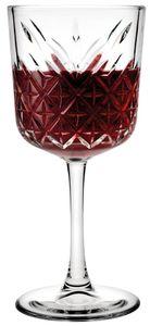 Pasabahce 440276 Timeless Weinkelch, Weinglas, 330ml, Glas, transparent, 12 Stück