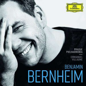 Benjamin Bernheim singt Arien - -   - (CD / Titel: A-G)