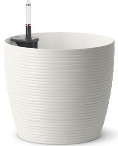emsa Blumenkübel CASA COSY Durchmesser: 300 mm weiß