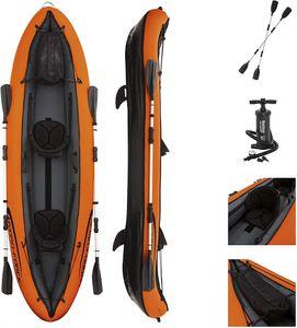 Bestway Ventura 65052 Aufblasbares Kayak Hydro-Force 2 Personen