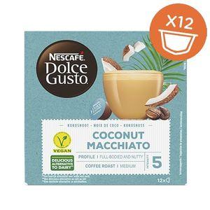 Dolce Gusto - Coconut Macchiato - 12 Kapseln
