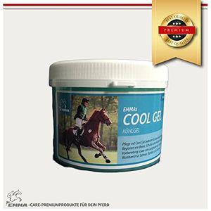 Kühlgel für Pferd- Kühlende & hautfreundlich Pferdesalbe, Muskeln, Bänder, Sehne (27,40 EUR / l)