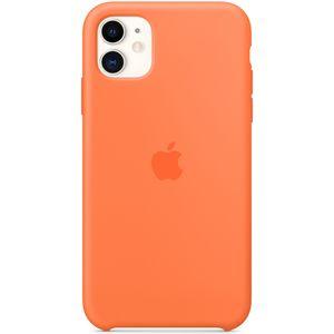 Apple MY192ZM/A, Cover, Apple, iPhone 11, 15,5 cm (6.1 Zoll), Orange