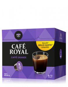 Café Royal Caffè Grande   16 Nescafé® Dolce Gusto®-System komp. Kapseln