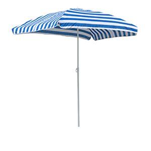 Sonnenschirm rechteckig blau 120x180cm