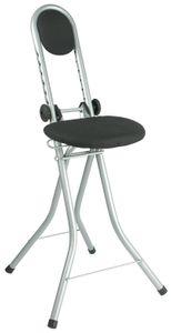 Sitz Stehhilfe klappbar Stehstuhl höhenverstellbar Bügelstehhilfe