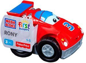 Mega Bloks First Builders Vehicles - Rony