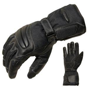 PROANTI Motorradhandschuhe Regen Winter Motorrad Handschuhe Herren Damen