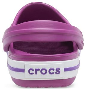 Crocs Crocband Clog K Viola Größe EU 25-26 Normal