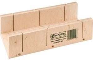 Schneidlade 300x100x67mm MS-Holz Mehrschicht-Sperrholz