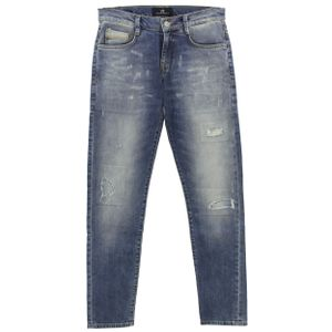 23239 LTB, Justin,  Herren Jeans Hose, Stretchdenim, blue, W 29 L 32