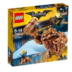 The LEGO Batman Movie™ Clayface™: Matsch-Attacke 70904