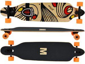 MAXOfit® Longboard Tres Cruces No.417, 104 cm