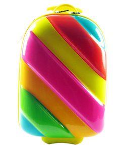 Bouncie Trolley Rainbow