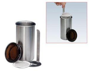 Kaffeepaddose mit Liftsystem (Ø 8,5 x 16,5 cm)