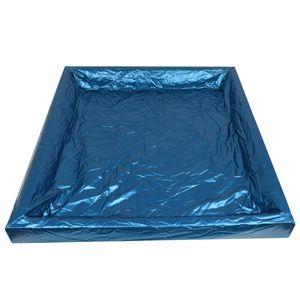 SIRUITON Wasserbettmatratzen-Set mit Einlage + Trennwand 200 X 220 cm F5
