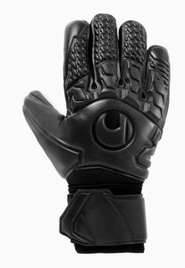 uhlsport Comfort Absolutgrip HN (Half Negative Cut) Torwarthandschuhe schwarz 8