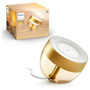 Philips Hue Limited Edition white and color Tischleuchte Iris in Gold
