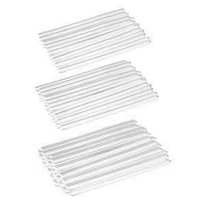 100PCS Metall Draht Nasenbügel Clipband 90mm für Mundabdeckung DIY-Zubehör