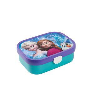 Mepal Brotdose Campus 700ml (Frozen Sisters Forever) Brotzeitdose Bentobox Lunchbox Disney Die Eiskönigin
