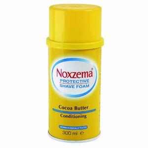 NOXZEMA Cocoa Butter Rasierschaum 300ml Spender (gelb)