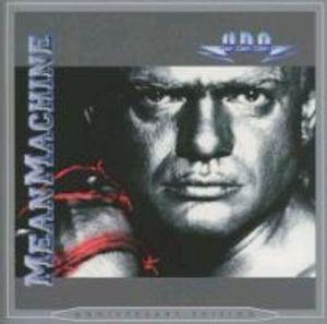 U.D.O.-Mean Machine (Re-Release+Bonus)