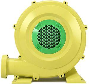 COSTWAY Gebläse Turbolüfter Radialgebläse Radiallüfter Absauggebläse Druckgebläse Druckventilator Luftgebläse Hüpfburg 680W