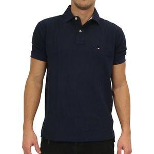 Tommy Hilfiger Core Premium Regular Poloshirt Herren Dunkelblau (867878433 403) Größe: M