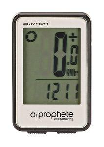 Prophete 7038 Fahrrad-Computer mit 20 Funktionen