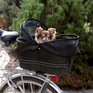 Trixie Fahrradtasche 48 × 29 × 42 cm, schwarz