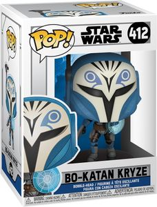 Star Wars - Bo-Katan Kryze 412 - Funko Pop! - Vinyl Figur