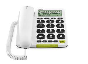 Doro 312 C Telefon, Rufnummernanzeige, Freisprechfunktion