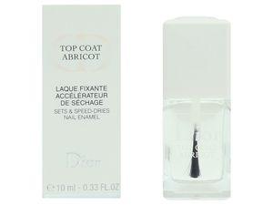 Dior Top Coat Abricot Nail Enamel 10ml