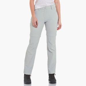 Schöffel Wanderhose Pants Ascona Zip Off, Größe:Längengröße 84, Farbe:gray violet