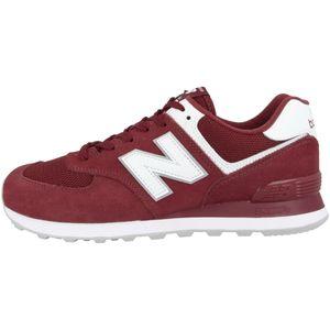 New Balance Sneaker low rot 49