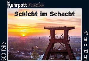 Teepe Sportverlag 29976 - Ruhrpott Puzzle